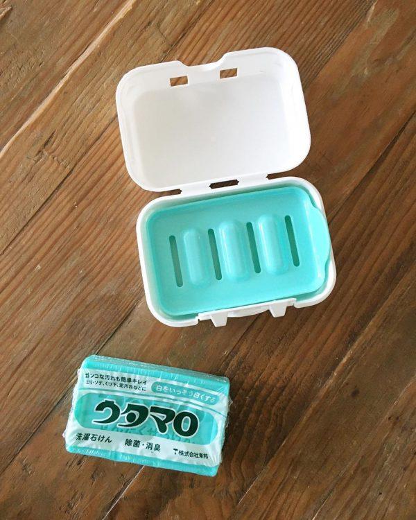 ウタマロ用石鹸ケース