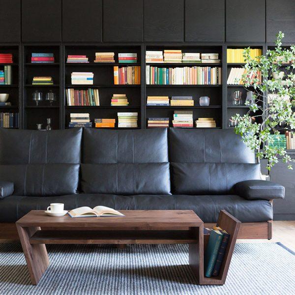 大きめ家具でリラックス
