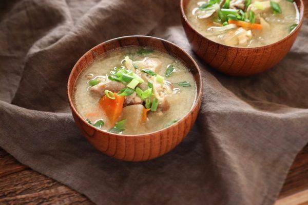 和食の定番汁物の秋レシピ!けんちん汁