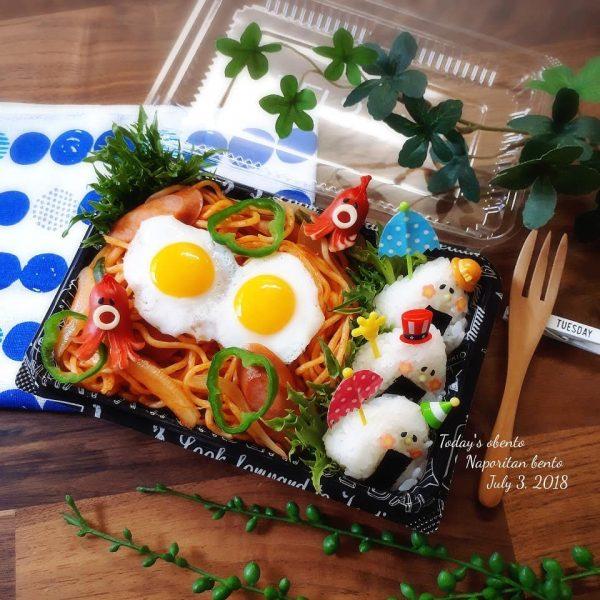 大人のおしゃれなお弁当レシピ特集♡麺類
