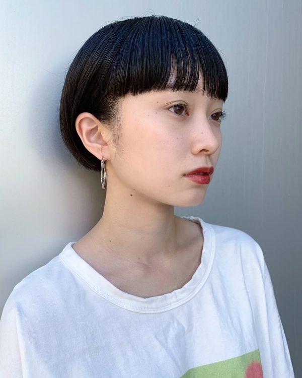 秋のトレンドおすすめ髪型【ボブ】4
