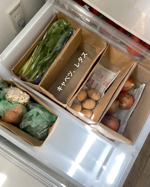 冷蔵庫・冷凍庫収納8