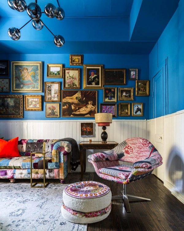 家具&壁で個性的に