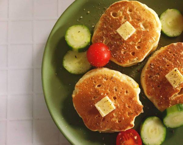 パンケーキの手作り生地のアレンジレシピ5
