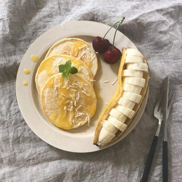 パンケーキの手作り生地のアレンジレシピ