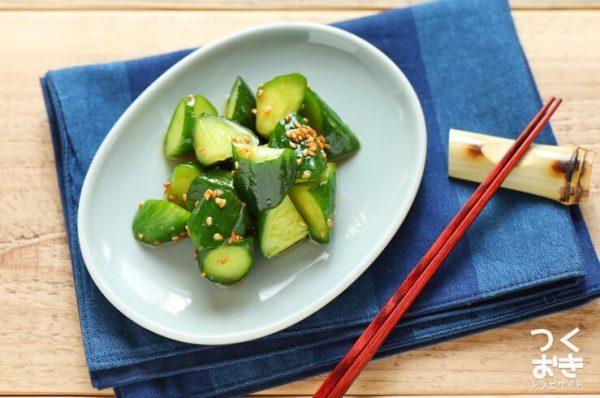 鍋の副菜☆人気レシピ《ピリ辛野菜》2