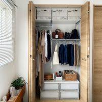 秋物を買ったらクローゼットを模様替えしよう♡テンションの上がる衣類収納実例