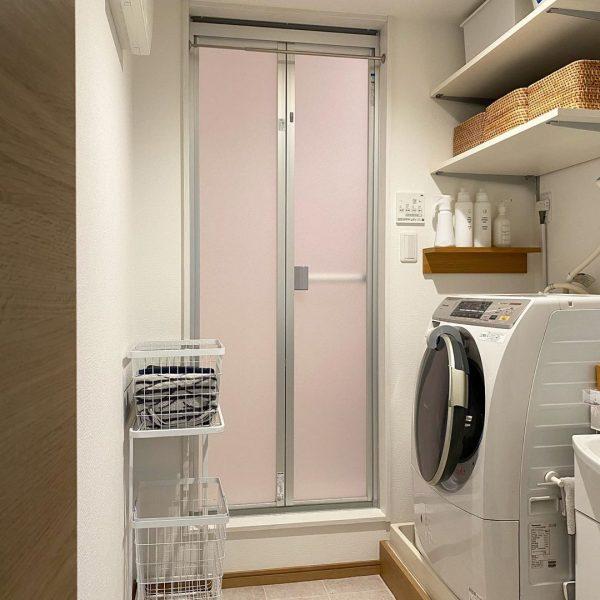 洗面・脱衣所のすっきり収納アイデア3