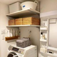 【無印良品】グッズを使った洗面所収納8選!すっきり片づけて清潔感がある空間にしよう