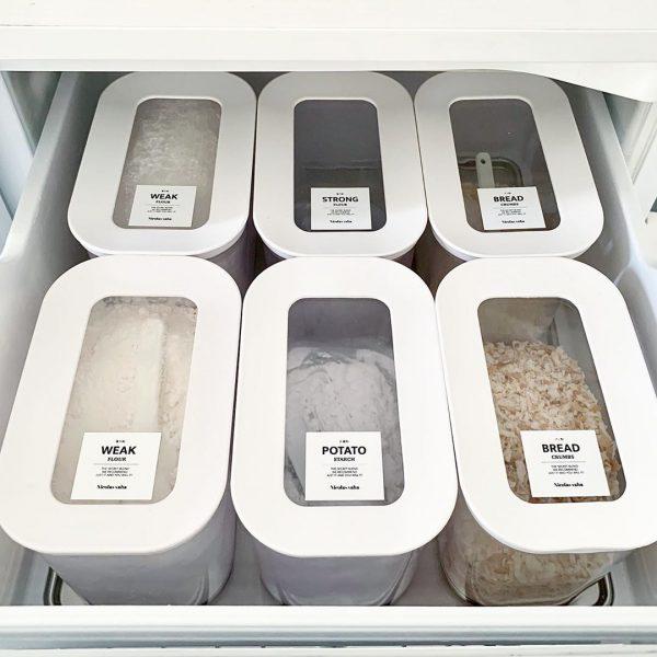 冷蔵庫・冷凍庫収納5