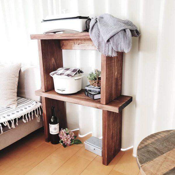 大型家具をDIY8