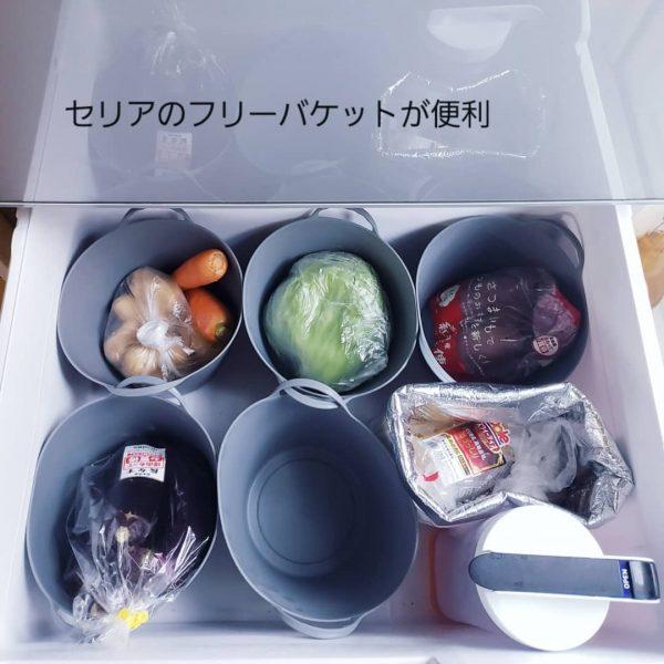 冷蔵庫・冷凍庫収納10
