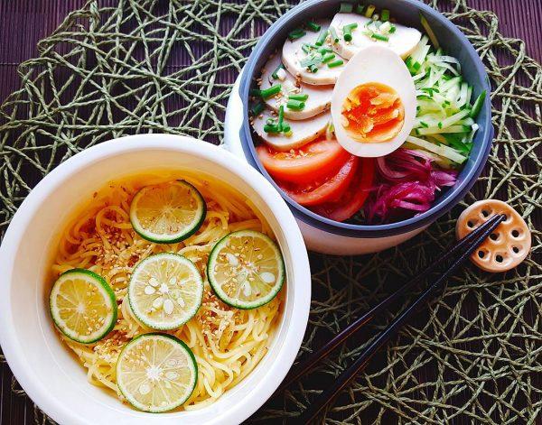大人のおしゃれなお弁当レシピ特集♡麺類6