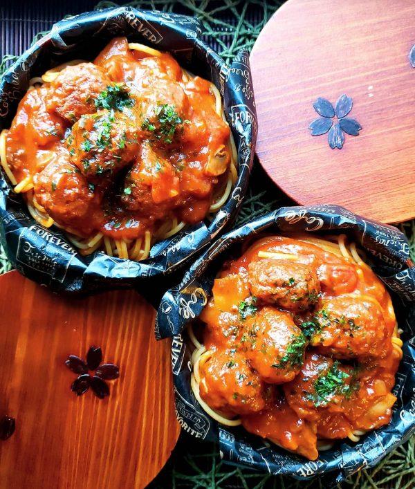 大人のおしゃれなお弁当レシピ特集♡麺類5