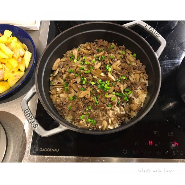 夕飯におすすめのレシピ!炊き込みご飯