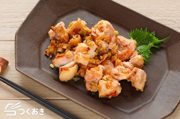 焼くだけ簡単な鶏もも肉レシピ☆おつまみ
