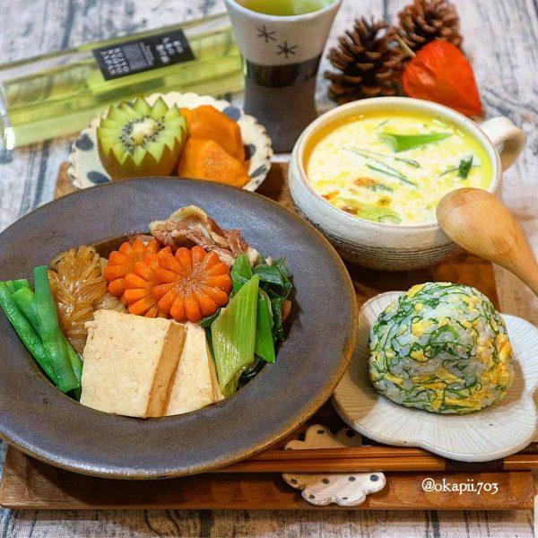冬に人気の煮物レシピ《豆腐・油揚げ》