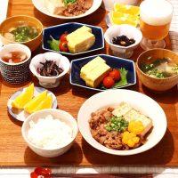 一週間分の「和食の献立」レシピ案!栄養バランスも考えた毎日ご飯をご紹介♪