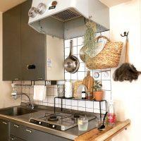 ミニキッチンの収納アイデア特集!スペースを有効活用して作業しやすい空間に!