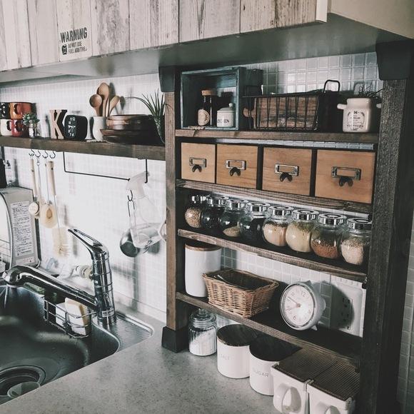 キッチン×ディアウォール4