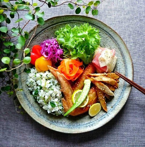 美味しいごぼうのレシピ!竜田揚げ甘辛ダレ