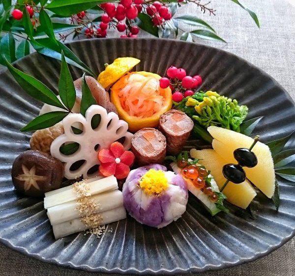 お正月の簡単おもてなし料理特集!おせち料理5