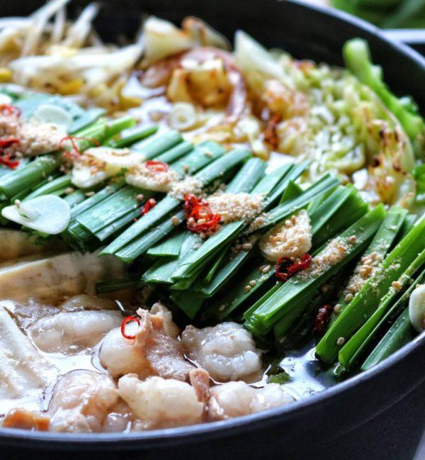 お正月の簡単おもてなし料理特集!鍋料理4