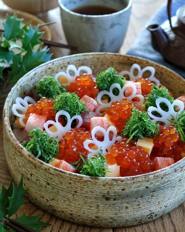 お正月の簡単おもてなし料理特集!お寿司3