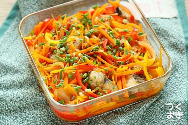 鍋の副菜☆人気レシピ《魚おつまみ》3