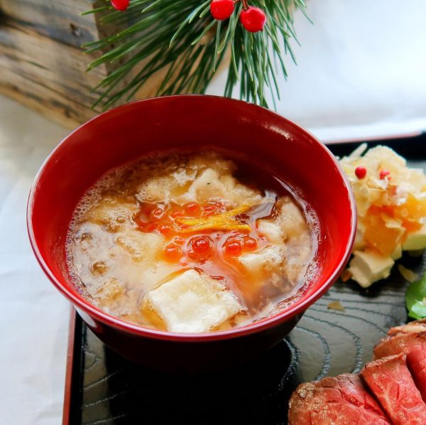 お正月の簡単おもてなし料理特集!お雑煮4