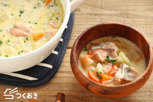 生クリームで人気のおかずレシピ☆スープ