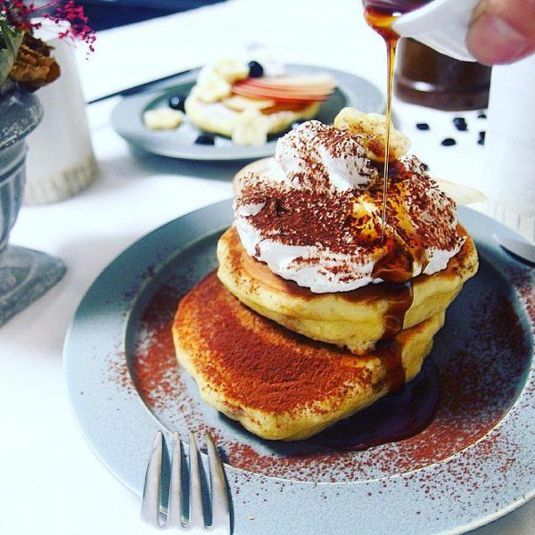 パンケーキの定番人気アレンジレシピ4