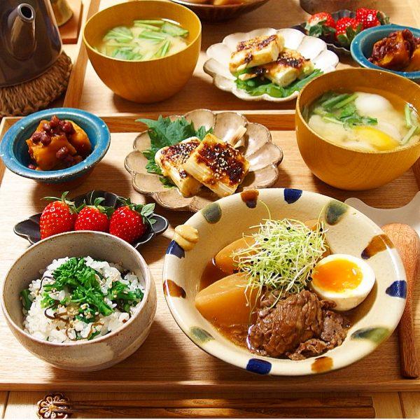 冬に人気の煮物レシピ《大根》2