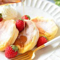 パンケーキのアレンジレシピ特集!甘い系からしょっぱい系まで絶品メニューを紹介!