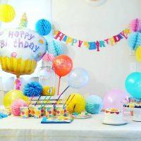 誕生日の飾り付けにおすすめの100均グッズ特集!おしゃれなパーティー会場に♪