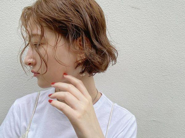 秋のトレンドおすすめ髪型【ショート】