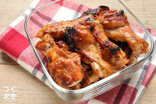 オーブンで鶏肉の美味しいレシピ☆おかず6