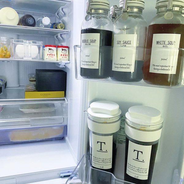 冷蔵庫・冷凍庫収納4