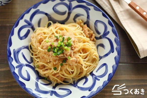 手抜き晩御飯の美味しいレシピ☆麺類5