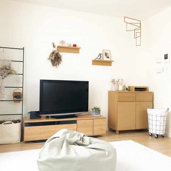 無印良品・壁につけられる家具