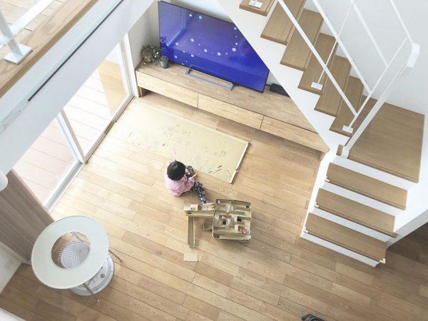 階段がお洒落な住まいのインテリア10