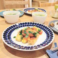 使いやすい北欧食器!アラビア《24hトゥオキオ》のあるテーブルコーデ