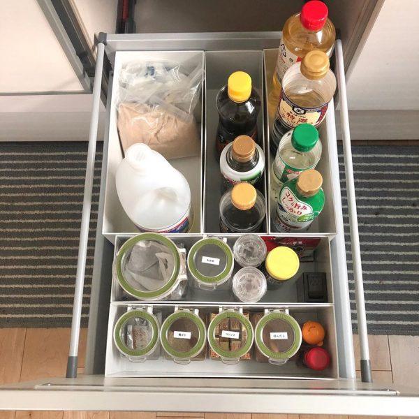 キッチン周りの収納方法10
