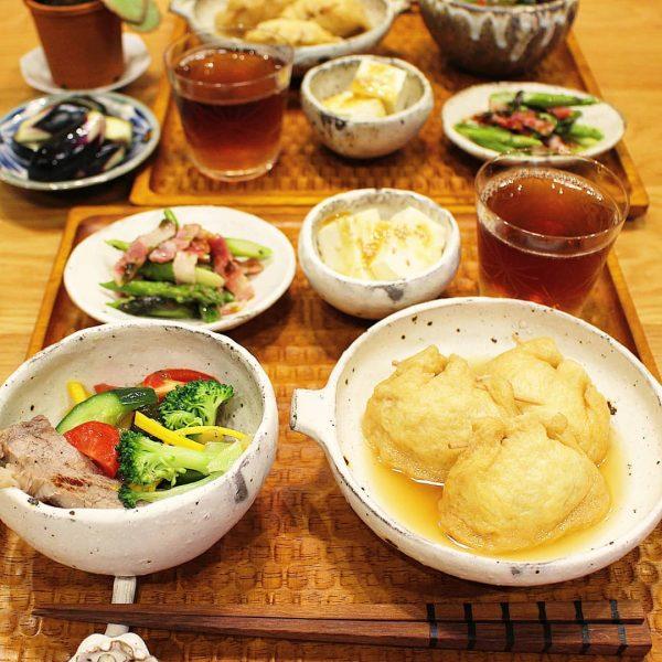冬に人気の煮物レシピ《豆腐・油揚げ》2