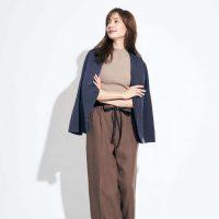 ガウチョパンツコーデ【2021最新】きれいめファッションを着こなそう♪