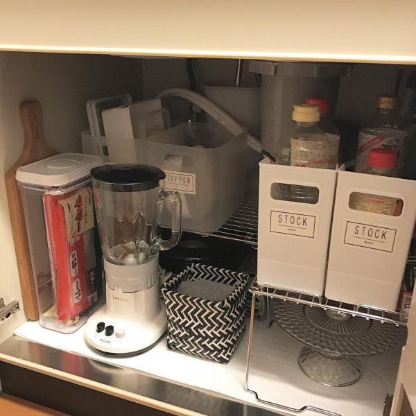 キッチン収納14