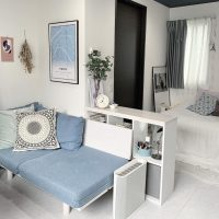 一人暮らしのソファの配置どうしてる?レイアウト上手な部屋の実例を参考に♪
