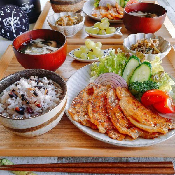 和食のメイン料理