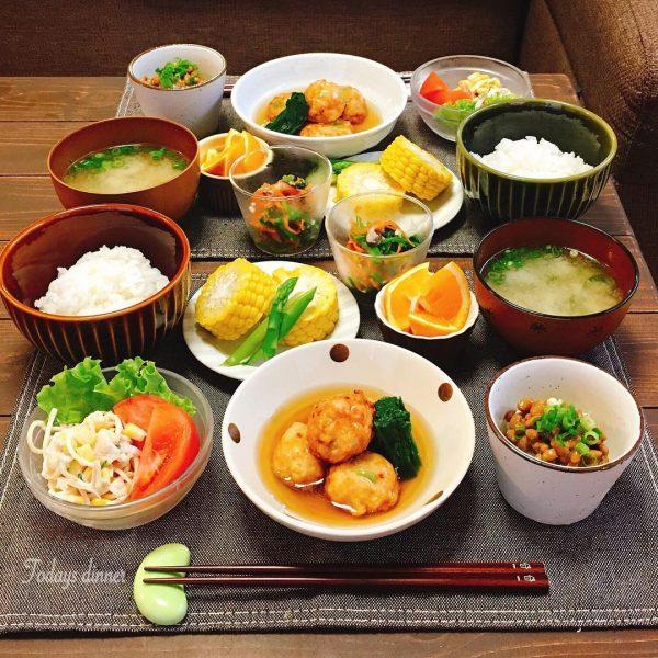 和食のメイン料理18