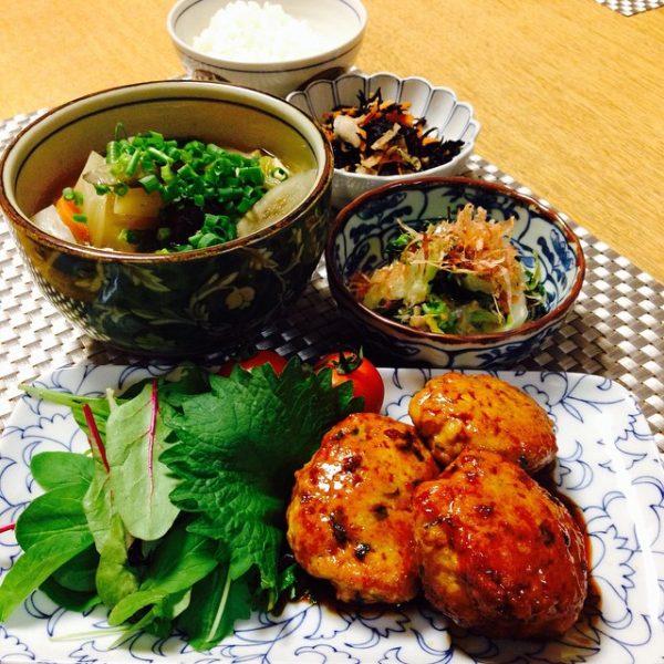 和食のメイン料理4